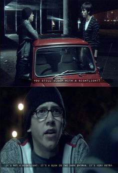 Love Sid and his batman night light Movies Showing, Movies And Tv Shows, Skins Generation 1, Mike Bailey, Cassie Skins, Skins Uk, Boy Meets World, Reasons To Live, Himym