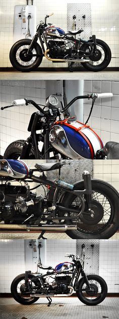 BMW R60/2 by Blitz Motorcycles - http://blitz-motorcycles.com/