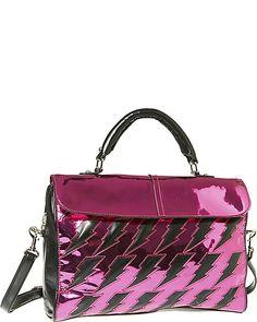 Handbags - Shop Women's Purses & Designer Handbags from Betsey Johnon Cute Purses, Purses And Bags, Handbag Accessories, Fashion Accessories, Jem And The Holograms, Unique Handbags, Betsey Johnson Dresses, Womens Purses, Fashion Shoes