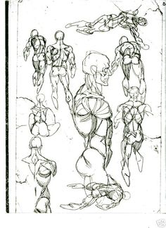 Gil Kane - Form Based Anatomy