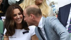The Duke and Duchess of Cambridge attended the Gentlemen's Singles Final of Wimbledon this afternoon. Today is a big day for the coupl...