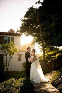 Adamson House wedding, Malibu