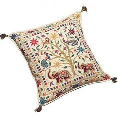 Tree of Life Pillow - Pillows, Blankets & Bedcovers - Home Accents - Products