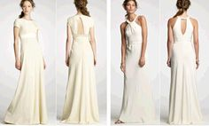 Modest-high-neck-bateu-halter-wedding-dresses-champagne-white-a-line-sheath-open-keyhole-back.full