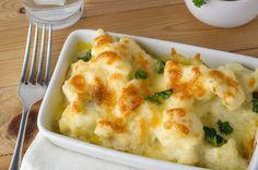 Easy Cauliflower Gratin and more cauliflower recipes...