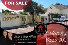 2 🛏 I 1 🛁 EXCLUSIVE MANDATE Grab this brilliant opportunity to own a top floor apartment with its huge balcony and magnificent views of the Helderberg mountains. Facing North-East you can enjoy the sunrise every morning as well as loads of winter sun during the cold months. #CCH #whisperingpines #gordonsbay #helderberg #1bedroom #apartmentforsale #propertiesforsale #homesforsale #propertyforsaleingordonsbay #whisperingpinepropertyforsale Winter Sun, 1 Bedroom Apartment, Coastal Homes, Apartments For Sale, Bay Area, Balcony, Opportunity, Sunrise, Floor