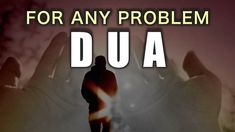THIS DUA CAN BE MADE FOR ANY PROBLEM - YouTube Have Faith, Sadness, Wicked, Blessed, Canning, Videos, Youtube, Home Canning, Grief