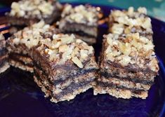 Sumegy cake (walnut cake) - Prajitura Sumegy cu nuca