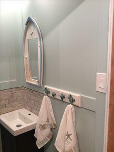 House Renos, Bedroom Ideas, Mirror, Bathroom, Furniture, Home Decor, Bath Room, Homemade Home Decor, Mirrors