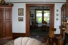 The partner and I are in agreement.  We love solid wood pocket doors.