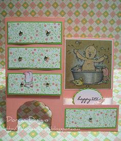 Dorcas Designs: Dresser Card