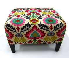 Designer Fabric  - Upholstery Fabric by the Yard. $56,00, via Etsy.