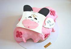 La Colomba Decorata: Hello Spank     Fate di Zucchero - Cake Designers
