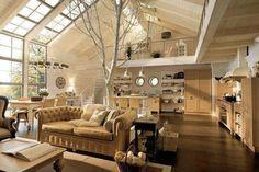 Sala encantadora