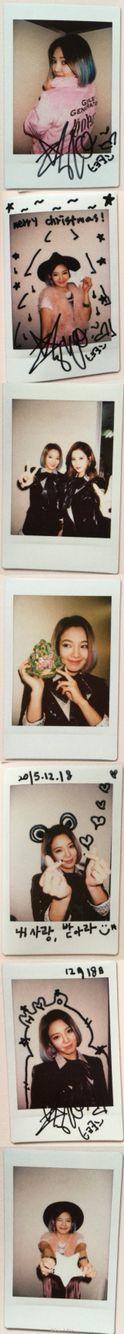 160410 GIRLS GENERATION THE 4TH TOUR 'PHANTASIA' in Japan Memorial Book SNSD Hyoyeon