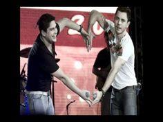 Jorge e Mateus - A gente nem ficou (musica nova DVD 2012)