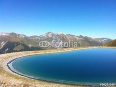 #Water #Reservoir At #Jakobshorn In @DavosKlosters #Graubünden #Switzerland @fotolia #fotolia #Davos #Schweiz #nature #landscape #summer #travel #holidays #vacation #outdoor #mountains #hiking #biking #stock #photo #portfolio #download #hires #royaltyfree