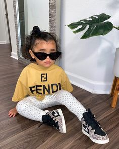 𝐒í𝐞𝐧𝐚 𝐏𝐫𝐞𝐬𝐥𝐞𝐲 𝐒𝗺𝐢𝐭𝐡 (@sienapresley) • Instagram photos and videos Cute Little Girls Outfits, Kids Outfits, Baby Outfits, Cute Kids Fashion, Girl Fashion, Mix Baby Girl, Unique Baby Clothes, Baby Swag, Cute Baby Pictures