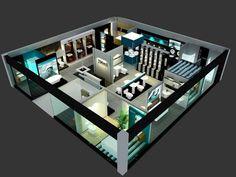 Extravagant Modern Sanitaryware Showrooms Bathroom Best Design