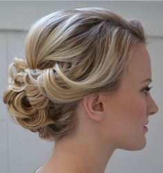 48 mother of the bride hairstyles pinterest elegant updo updo beautiful bridal hairstyles junglespirit Images