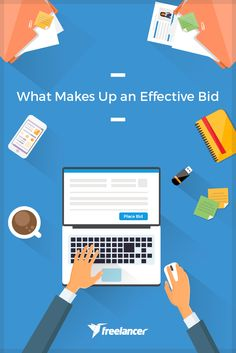 What Makes Up an Effective Bid  #freelancer #freelancer #freelancer.com #freelancing #work #jobs #onlinejobs #bidding