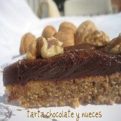 Pastel de Chocolate y Nuez Thermomix