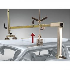 Automotive Paint Booths, Automotive Tools, Metal Bending Tools, Metal Working Tools, Homemade Tools, Diy Tools, Auto Body Work, Custom Metal Fabrication, 1968 Camaro