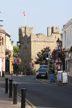 Dalkey, Ireland - a suburb on the coast south of Dublin. Love Ireland, Dublin Ireland, Ireland Travel, The Places Youll Go, Places To Visit, Ireland Pictures, Irish Roots, Emerald Isle, Northern Ireland
