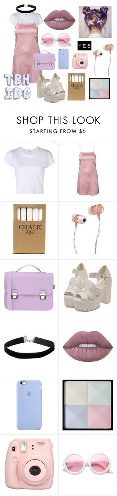 """""""#tgif"""" by pandadonuttwin on Polyvore featuring RE/DONE, Oh My Love, Jayson Home, Nanette Lepore, La Cartella, Miss Selfridge, Lime Crime, Givenchy, Fujifilm and ZeroUV"""