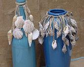 embellished vases on Etsy, a global handmade and vintage marketplace.