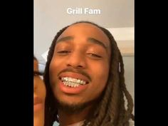 Saweetie and quavo flexing their grills - YouTube Silver Grillz, Grills, Backgrounds, Youtube, Backdrops, Youtubers, Youtube Movies