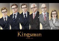 #Kingsman the secret service