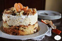 Mousse al mandarino su panettone | In Cucina da Eva | Bloglovin'
