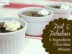 Chocolate Mousse Ramekin http://www.ivillage.com/easy-and-elegant-dinner-party-recipes-non-cooks/3-a-562584