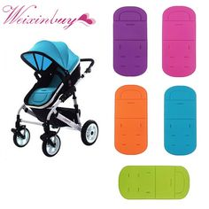 Strollers Accessories Strong-Willed Cartoon Baby Stroller Seat Cushion Stroller Pad Mattress Child Cart Seat Cushion Pushchair Thick Cotton Mat,cojin Cochecito Bebe Latest Technology