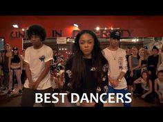 BEST DANCERS - KK Harris, CJ Salvador & More - YouTube   Love KK and YumYum!