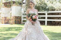 Soft Pastel Outdoor Wedding Inspiration