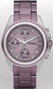 LOVE purple!! #purplewatch #purplefossilwatch