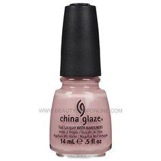 China Glaze Nail Polish - #571 Tie The Knot 70630