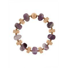 Rocks Jewellers, Jewellery Dublin Ireland - Rose Gold & Amethyst Bracelet - Bracelets from Bronzallure