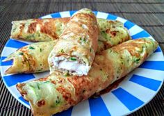 Cukkini palacsinta | Szilvia Mária Kilecz receptje - Cookpad receptek