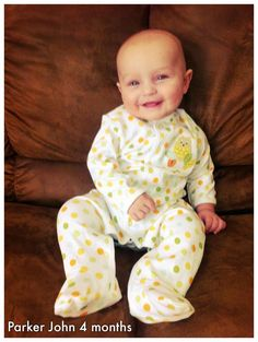 PJ is in a cute baby contest! The most repins wins!! Repin as many times as you choose! Thank you for your help! ❤