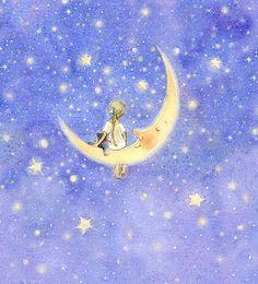 Sitting among the stars