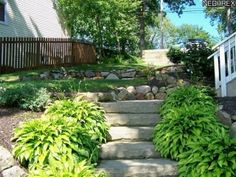 Beautiful landscaping. Fin. walk-out bsmt to screened porch.