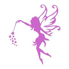 Fairy Embroidery Designs You get 2 sizes: and Disney Fantasy, Unicorn Outline, Fairy Stencil, Fairy Clipart, Fairy Silhouette, Fairy Tattoo Designs, Unicorn Face, Cutting Tables, Vinyl Crafts