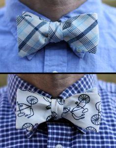 Nana by Sally  Reversible bow tie by nanabysally on Etsy