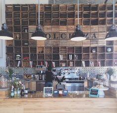 Shop Around, Store Fronts, Coffee Shop, Light Bulb, Design Inspiration, Ceiling Lights, Cool Stuff, Lighting, Home Decor