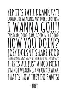 Joey Quotes