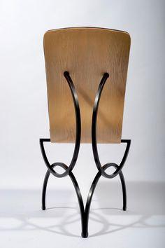 The Sessio Chair by Lucas R Adams, via Behance