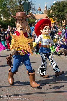 Woody & Jessie - 2014
